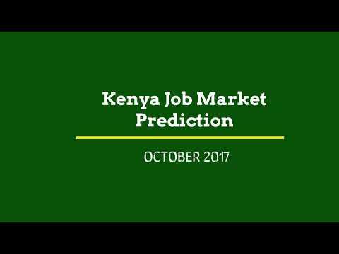 Kenya Job Market Prediction: Customer Service