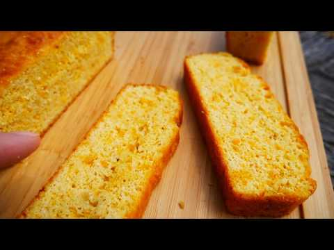 KETO BREAD | Gluten Free | Low Carb Only 1g Per Slice