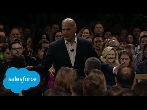 Salesforce World Tour Boston — Ch. 1: Corporate Overview
