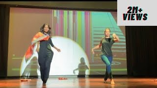 OLD SONGS DANCE PERFORMANCE   COLLEGE PERFORMANCE   FRESHERS  2019