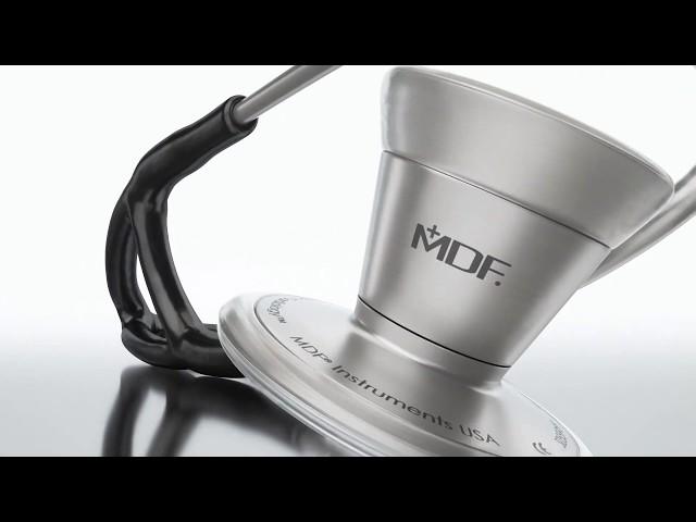MDF Cardiology Stethoscope Highlight Video