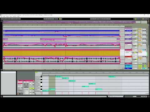 Snow Remix - Ableton Loop Conference - Creative Challenge! Mp3