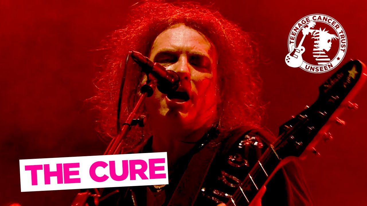 The Hungry Ghost - The Cure Live