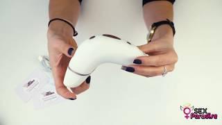 Видеообзор - Вакуумный клиторальный стимулятор Satisfyer Pro Plus Vibration от sex-paradise.com.ua