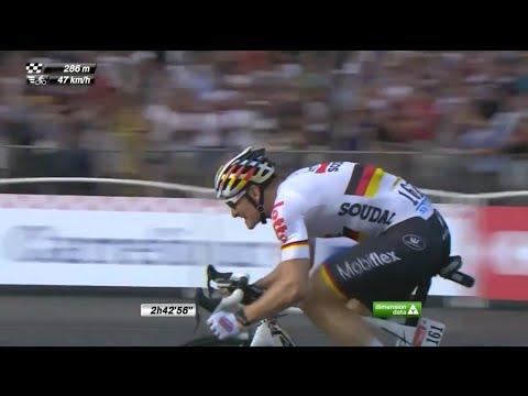 André Greipel takes final sprint victory on Champs-Elysées, Tour de France, Stage 21