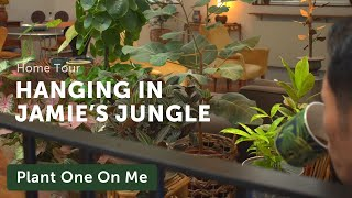 Jamie's Jungle Houseplant Home Tour - Ep 148