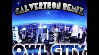 Owl City - Fireflies (Calvertron Remix)