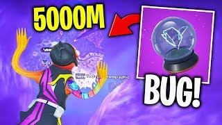 THE BIGGEST BUG WITH THE FLAW! 5000M 🔥 THE BEST OF FORTNITE #198