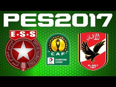 PES 2017 - CAF Champions League - Semi-final - ETOILE SAHEL vs AL AHLY