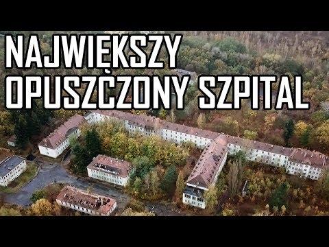 Opuszczony poradziecki szpital w Legnicy - Urbex History