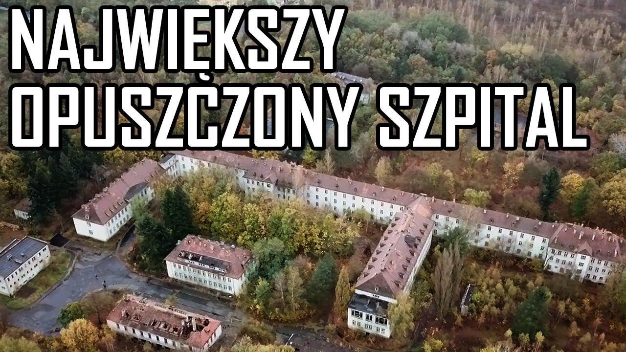 Opuszczony poradziecki szpital w Legnicy – Urbex History