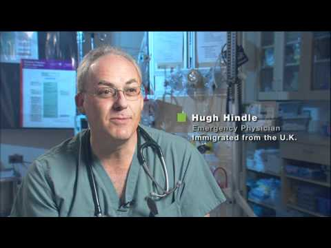 Dr. Hugh Hindle on Living and Working in Alberta