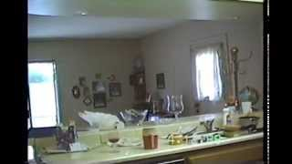 My house when I was a kid (old home movie 80's) 16341 Edna place, Covina CA in 1988
