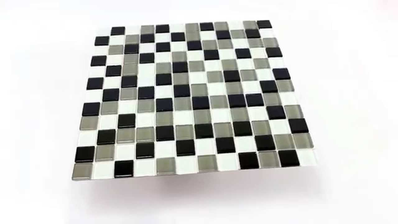 Mosaikfliesen Kuche Glasmosaik Rueckwand