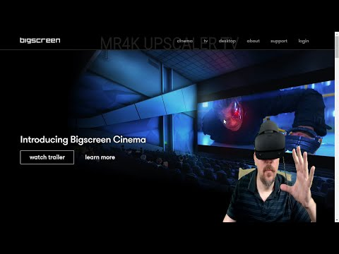 Cinema BigScreen VR | Paramount Pictures Studios Joins The BigScreen VR