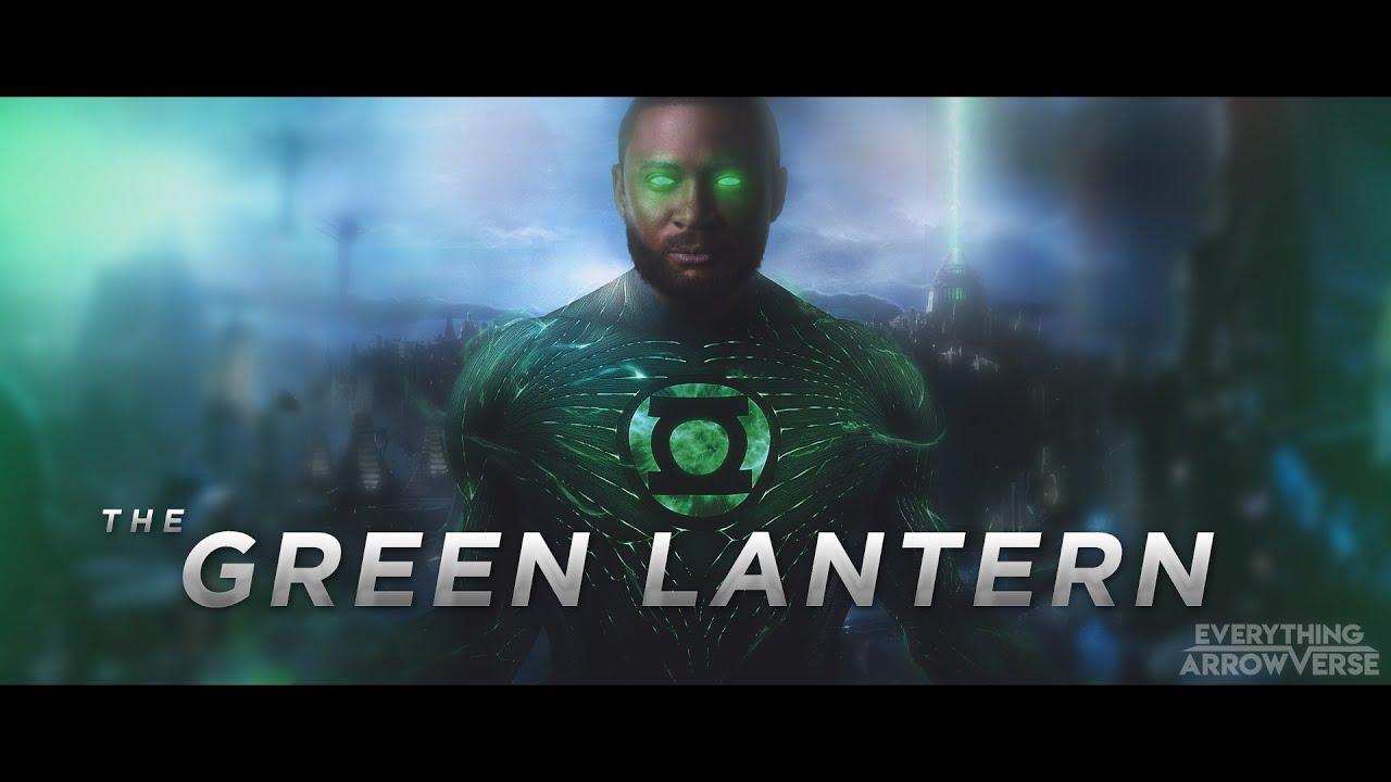 Download CW's The Green Lantern: Fan Made Trailer