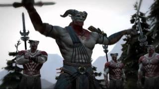 Dragon Age II: Mark of the Assassin - Launch Trailer (PC, PS3, Xbox 360)