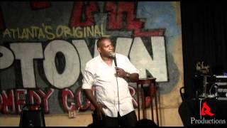 RodMan at Uptown  Comedy Corner