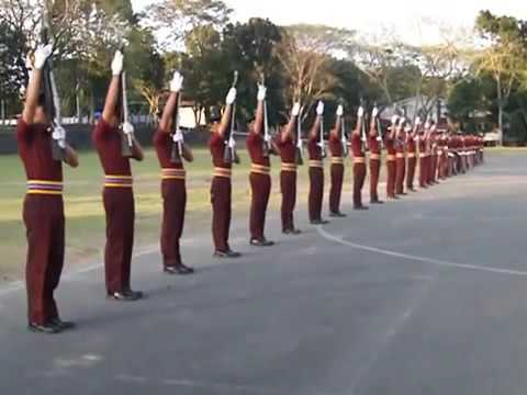 PHILIPPINE NATIONAL POLICE ACADEMY SLOW DRILL 2014