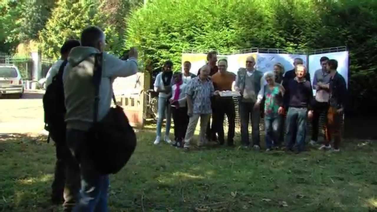 """Des familles de La Verrière imaginent un habitat """"partagé"""""""