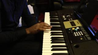 Thumbi Vaa Malayalam song on keyboard