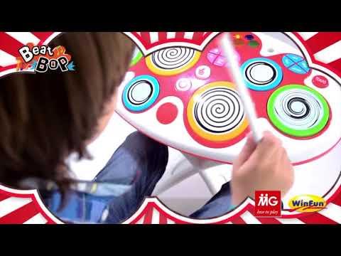 24128fa194d MG BEAT BOP ELECTRONIC KEYBOARD SET (410093) - Funny Bunny