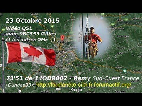 23 10 2015 9BC555 Gilles Gatineau Quebec   CRT6900N
