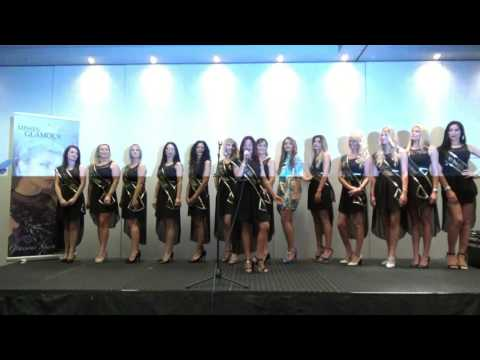 Persvoorstelling Misses Glamour International 2016