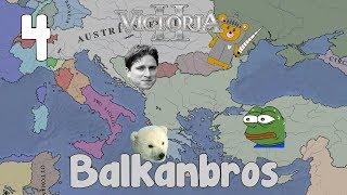 Victoria 2 HFM multiplayer - Balkanbros 4