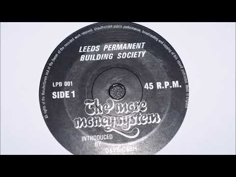 Leeds Permanent Building Society -  The More Money System (Dave Cash) 1969