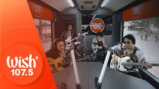"One Click Straight performs ""She"" LIVE on Wish 107.5 Bus"