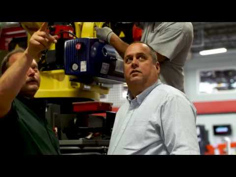 Made in Virginia: Flexicell - Robotic System Integration - Ashland Virginia