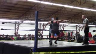 dcw real deal evan steel vs the freedom fighter
