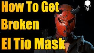 Ghost Recon Wildlands - How To Get The Broken El Tio Mask  (3 Grave And 3 Mine Locations)