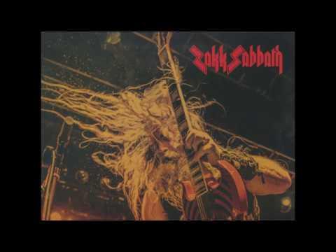 ZAKK SABBATH Live Detroit 10/30/2016