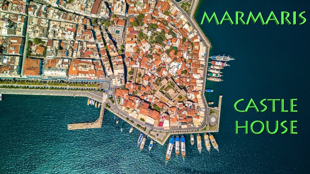 Marmaris Castle House Living YouTube