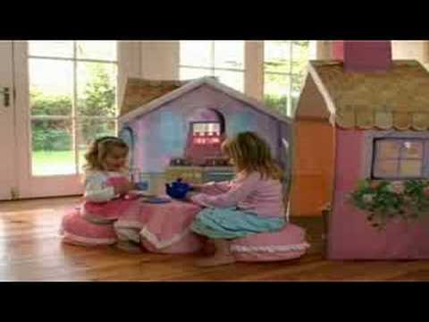 Dream Town Rose Petal Cottage Youtube