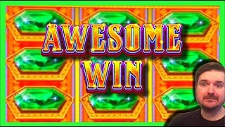 IT WAS A ZERO WIN.. UNTIL THIS FEATURE SURPRISED ME FOR A RECORD WIN ON SLOT MACHINES W/ SDGuy1234