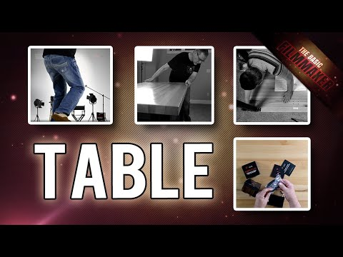 ✔ REVIEW - Bench Table Build Demo Review Filmmaking - Basic Filmmaker Ep 128