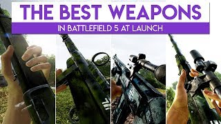 The BEST weapons for each class in Battlefield 5 to choose from at ...