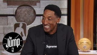 Scottie Pippen Remembers 1992 Dream Team | The Jump | ESPN