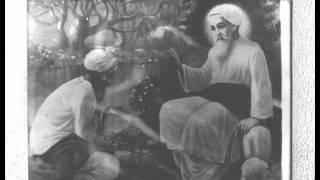 Simran with Giani Sant Singh Ji Maskeen