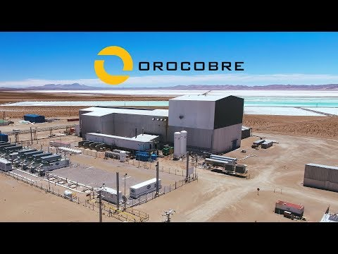 Orocobre Limited - Only ASX listed company producing high grade, high value lithium chemicals