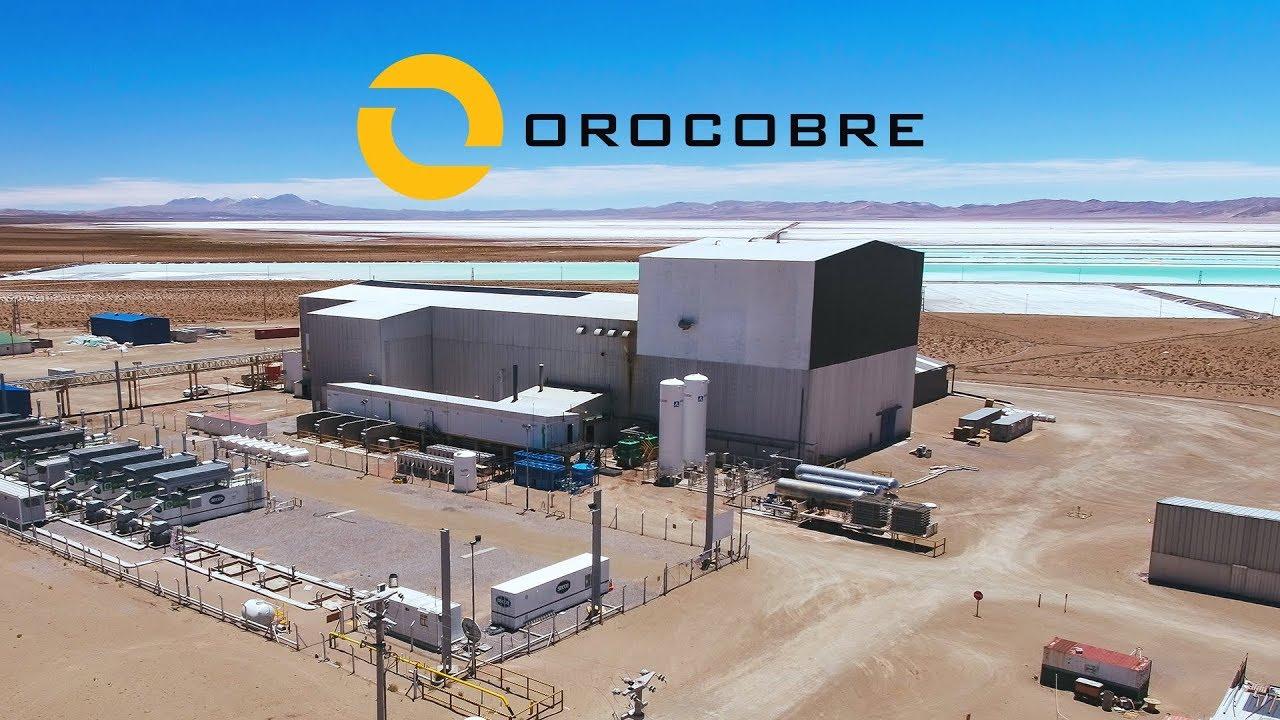 Asx Orocobre