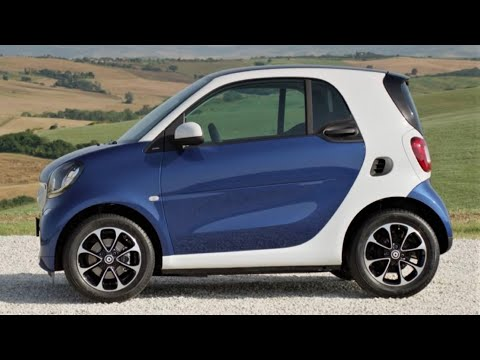 2015 Mercedes Benz Smart Fortwo Interior And Exterior