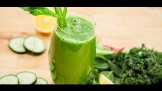 Garden Green Giant Juice - Blendtec Recipes