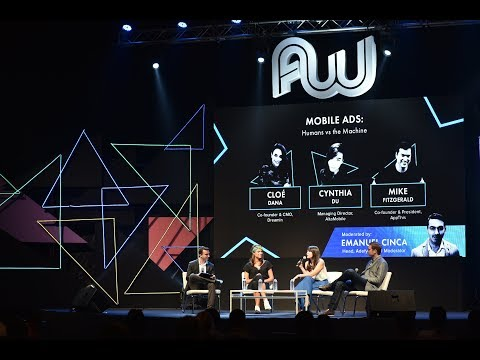 Mobile Ads: Humans vs the Machine | AWasia 2017