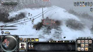 Company of Heroes 2 Ardennes Assault Playthrough. Missions 7 to 12