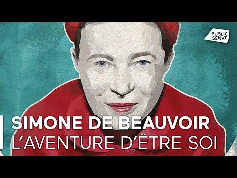 Simone de Beauvoir, l'aventure d'être soi [documentaire]