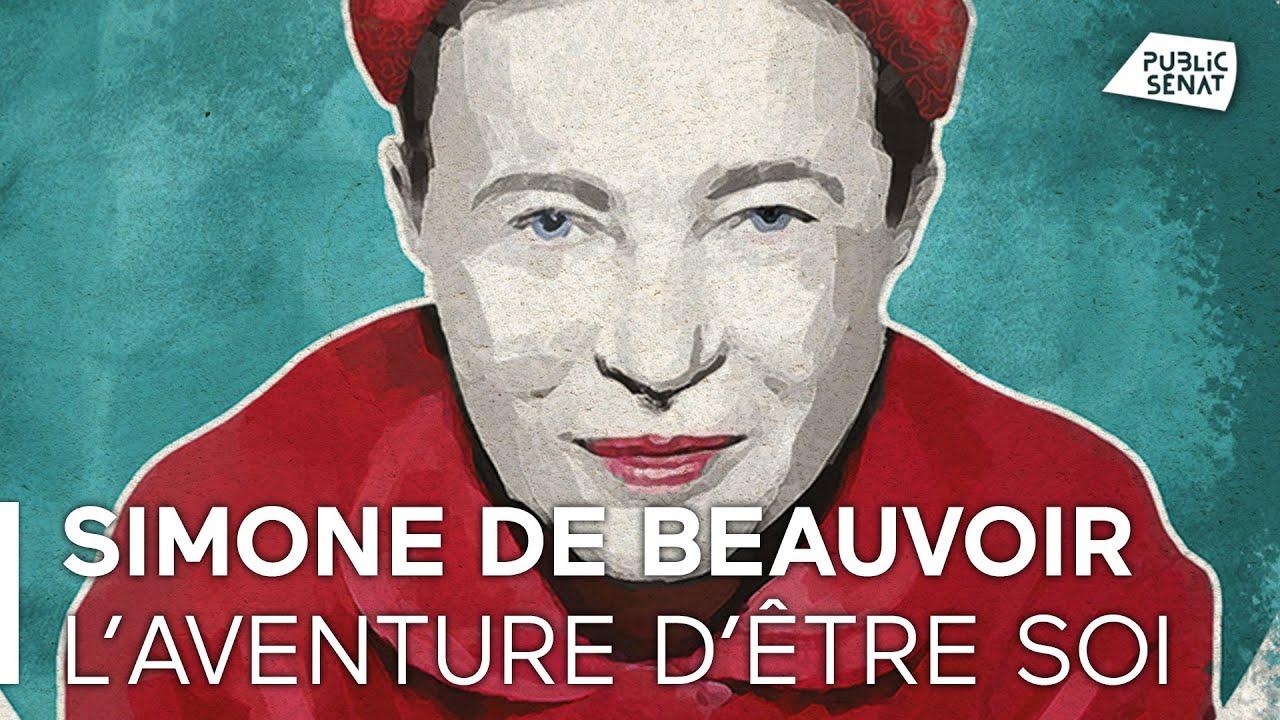 Jean-Paul de Beauvoir et Simone Sartre